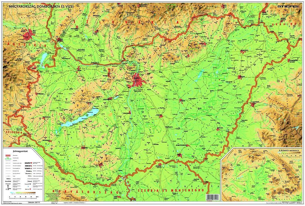 magyarország domborzati térkép letöltés Barát Papír webáruház   könyöklő magyarország domborzati térkép letöltés