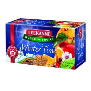 TEEKANNE tea Winter Time                  20x2,5g  Fahéj-mandula