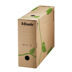 Archiváló doboz ESSELTE Eco 100mm barna  623917