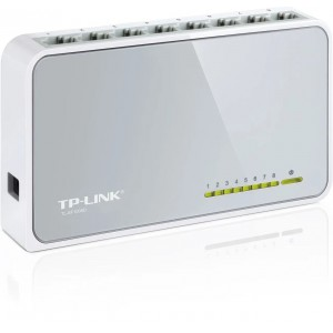 "Switch, 8 port, 10100Mbps, TP-LINK ""TL-SF1008D"""